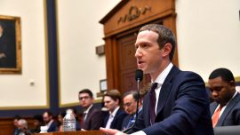 Congresswoman Asks Mark Zuckerberg If He Would Be Willing to Serve as Content Monitor