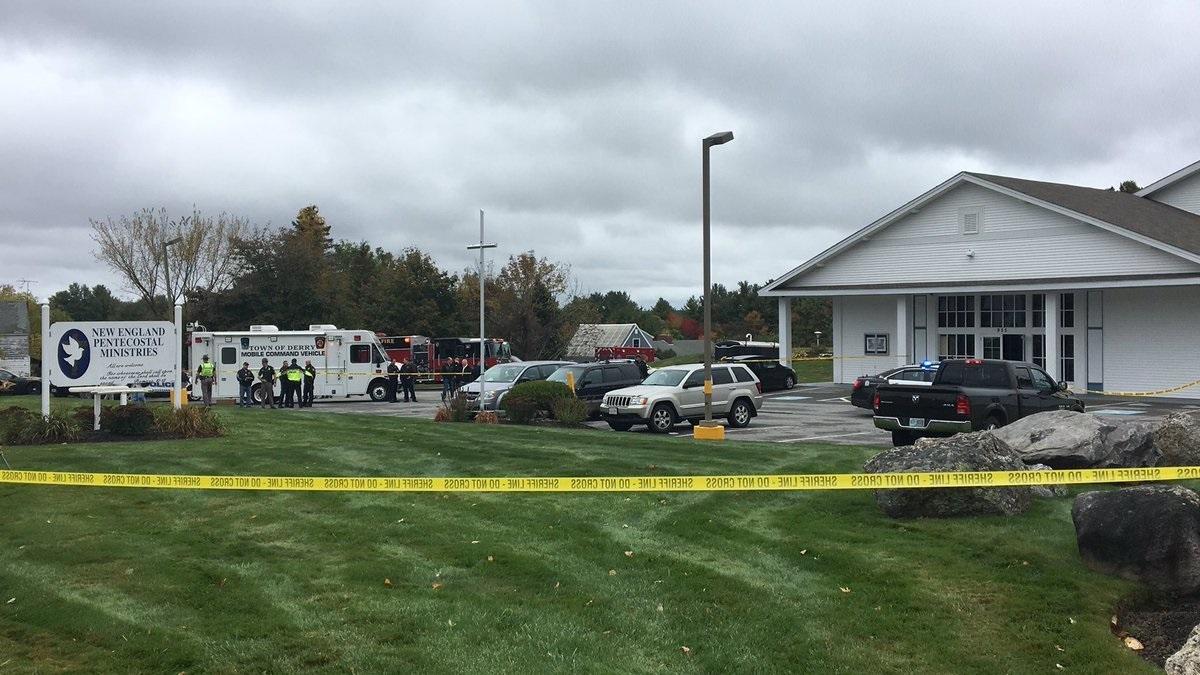 NH church shooting