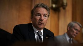 Rand Paul Suggests Statistical 'Fraud' in States Where Trump Lost