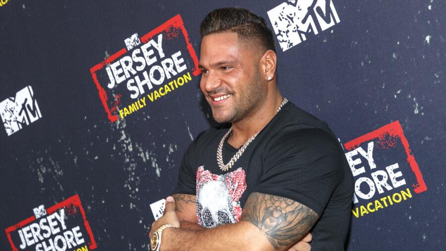 'Jersey Shore' Star Arrested on Domestic Violence Allegation