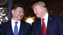 Trump Praises US-China Trade Talks as Beijing Seeks Billions in WTO Case Against US