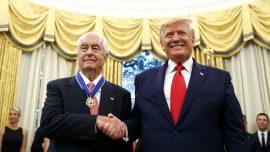 Trump Awards Presidential Medal of Freedom to Racing's Penske