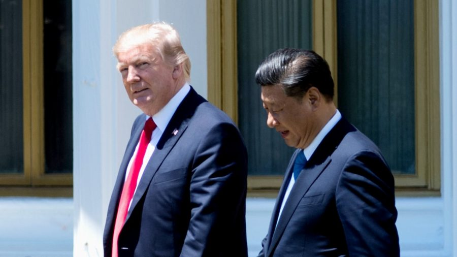 'We Had China Exactly Where We Wanted Them,' Trump Says, in Criticizing Biden's Policy