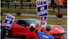 GM, UAW Reach Tentative Deal to End Month-Long Strike