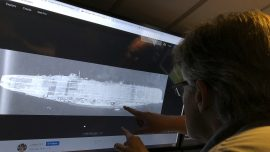 Deep-Sea Explorers Find Japanese Ship That Sank During WWII