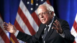 Bernie Sanders Had Heart Attack, Now Released From Hospital