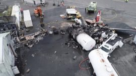 All 7 Victims Killed in B-17 Crash Identified