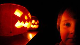 Halloween Weather Could Be Frightful, Even Cold