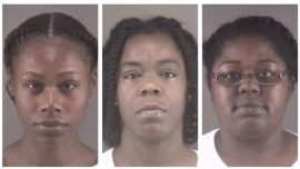 3 Women Arrested for Organizing Fights in Assisted Living Facility in Winston-Salem