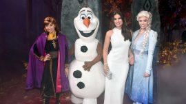 'Frozen 2' Stars Talk Holiday Traditions