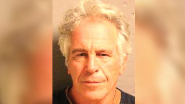 Epstein's last mugshot