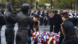 Armistice Day 2019: France, UK Leaders Mark Centenary
