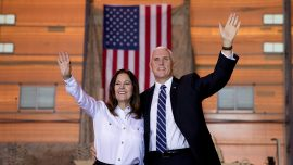 Vice President Mike Pence, Wife Test Negative for CCP Virus