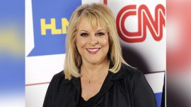 Nancy Grace Is Leaving CNN for Fox Nation Streaming Service