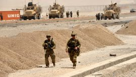 Assessing US Troop Pullout From Afghanistan