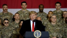 Graham: Trump Could Withdraw More Than 3,000 Troops From Afghanistan Within Weeks