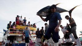 Philippines Rejects Beijing's Fishing Ban