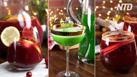 3 Tasty Holiday Party Punch Recipes