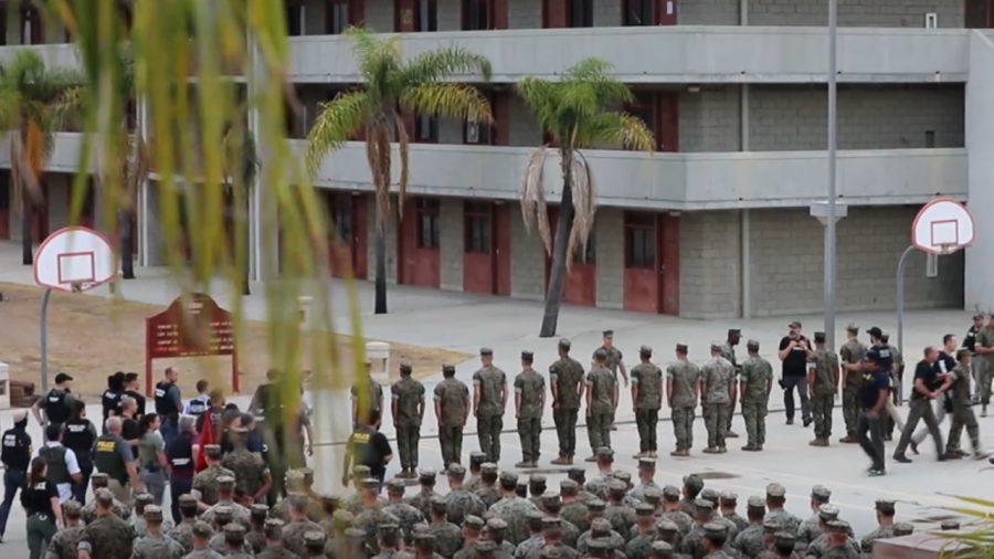 Judge Rules Arrests of 16 Marines at Camp Pendleton Unlawful