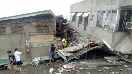 Strong Quake in Southern Philippines Kills One, Injures Several