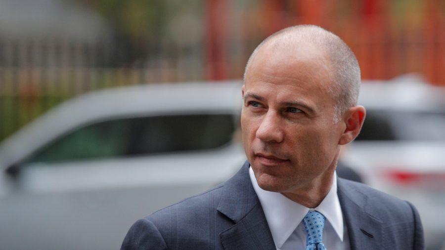 Michael Avenatti Faces Embezzlement Trial in California