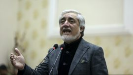 Afghan President Appears to Win New Term in Initial Results