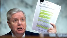 Graham Suggests Changing Senate Rules to Start Impeachment Trial Without Articles