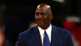 Michael Jordan's High School Basketball Coach, Clifton 'Pop' Herring, Dead at 67