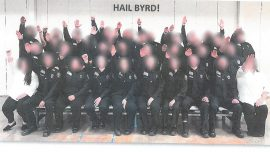 Entire West Virginia Correctional Officer Class Fired Over Nazi Salute Photo
