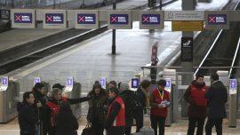 Parisians Seek Alternative Transport Amid Strike