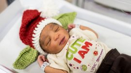 Pittsburgh Hospital Dresses up Newborns as Festive Baby Yodas