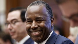 Ben Carson Says People of Faith Should Be Praying for Trump