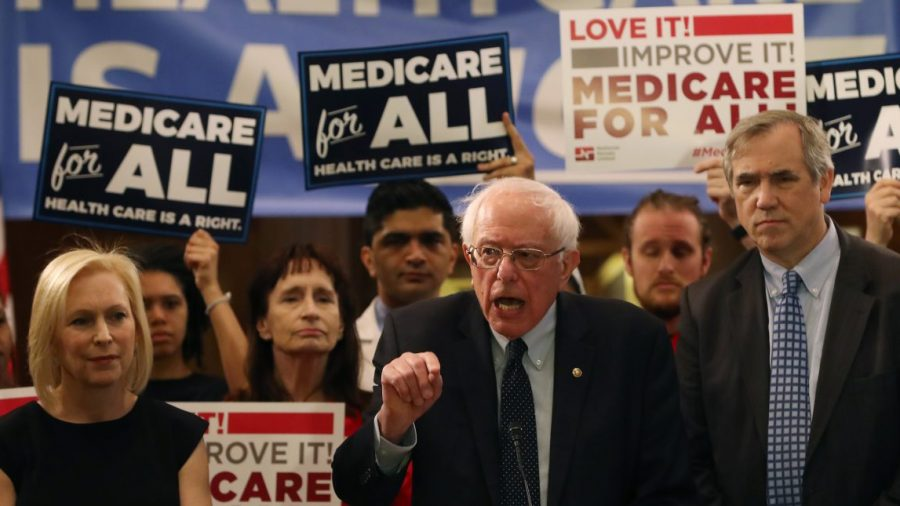 Industry: Medicare Plans of 2020 Democratic Candidates Will Make US 'Pay More and Wait Longer for Lower-Quality Care'