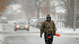 10 Die in Wintry Crashes in Several Midwestern States