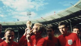 1966 World Cup Hero Martin Peters Dies, Aged 76