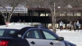 Student, Officer Hurt in 2nd Wisconsin High School Shooting