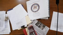 Reuters Photographer Thrown out of Impeachment Hearing After Taking Pictures of Members' Notes