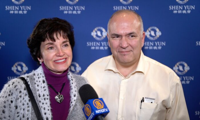 Without Shen Yun, It Would Be 'A Huge Loss for Mankind'