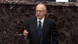 'Unconstitutional' to Impeach After Term: Alan Dershowitz
