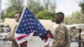 US Soldier Killed in Military Base Terrorist Attack in Kenya Is Identified