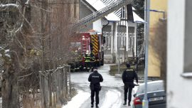 Fire Kills 8 at Czech Disabled People's Home