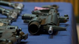 Alleged Firearm Traffickers Indicted in NYC