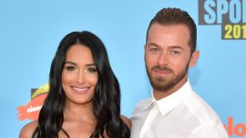 Nikki Bella Is Engaged to Her Former 'Dancing With the Stars' Partner Artem Chigvintsev