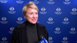 Former Broadway Actress Describes Shen Yun as 'Transcending'