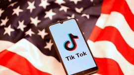 US Lawmakers Seek to Bar Federal Employees From Using TikTok