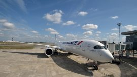 Body of Stowaway Found in Air France Plane's Landing Gear