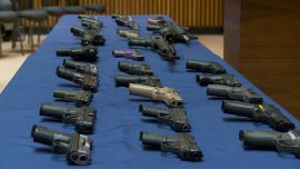 DOJ Launches 'Strike Forces' in 5 Cities to Fight Illegal Gun Trafficking