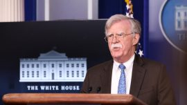 White House Officials Challenge Leaked Details From Bolton Book