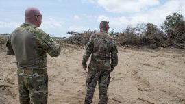 American Service Member, DOD Contractors Killed in Terrorist Attack in Kenya