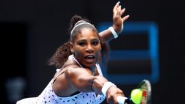 Serena Williams Loses in 3rd Round of Australian Open